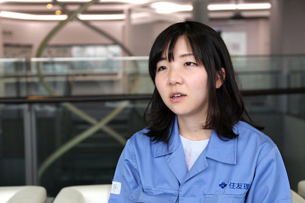 住友理工の平真由香さん