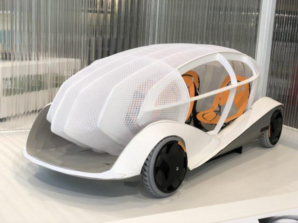 展示するデザインの一例