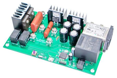 小型化したインバータ回路