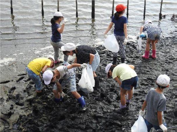環境教育プログラムの様子