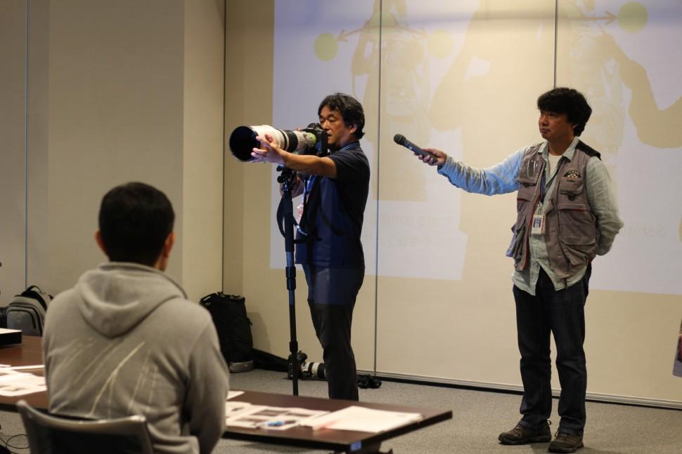 プロによる流し撮り講座