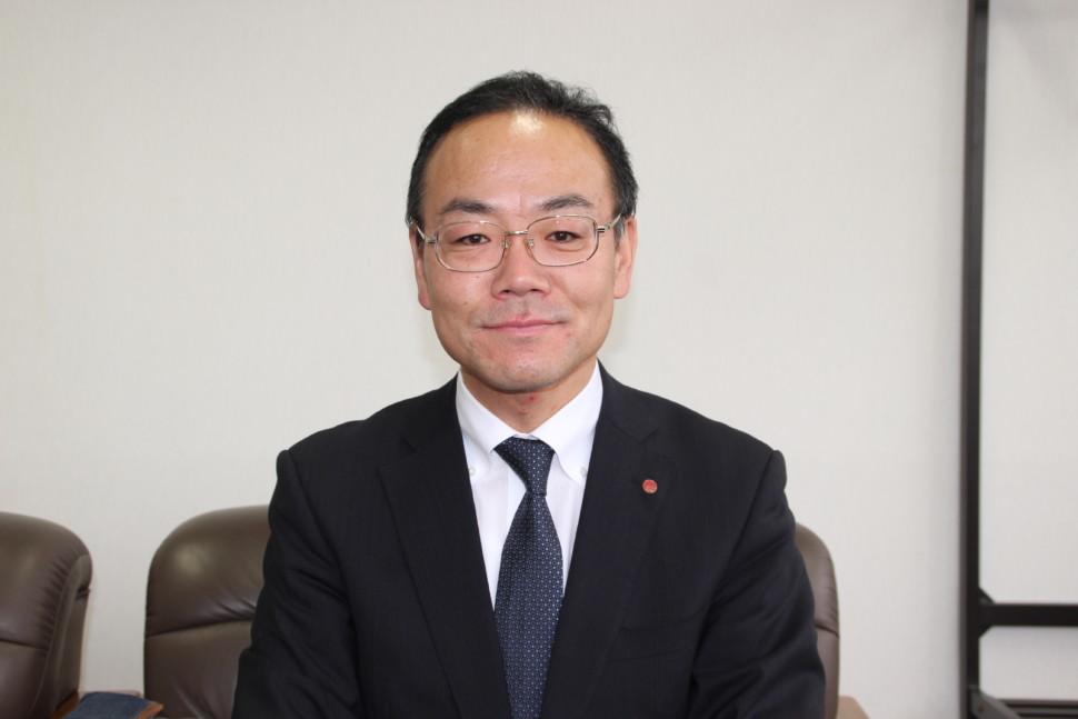 渡邉陽一郎社長