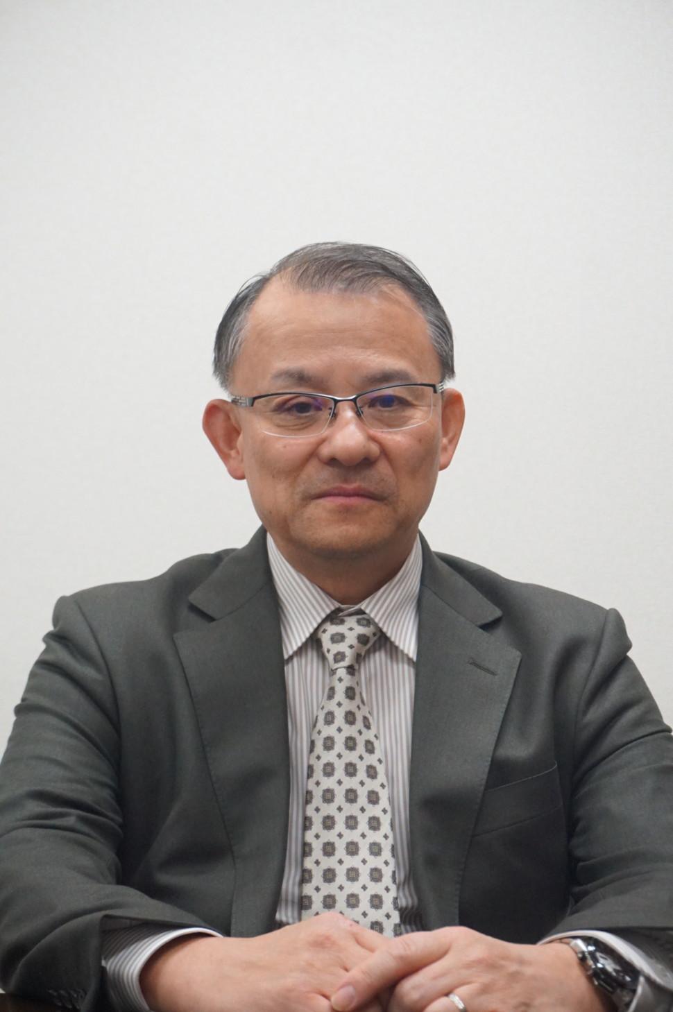 坪井栄一郎社長