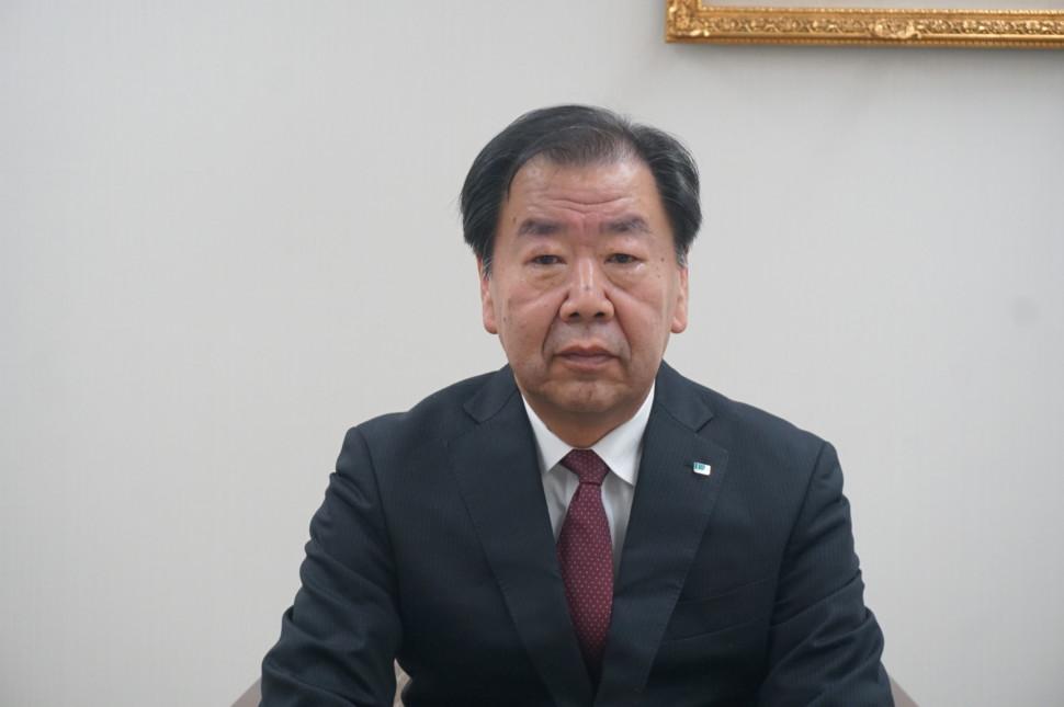 田村俊夫社長