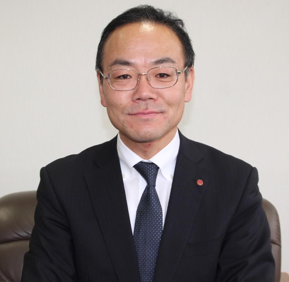 朝日ラバー渡邉陽一郎社長