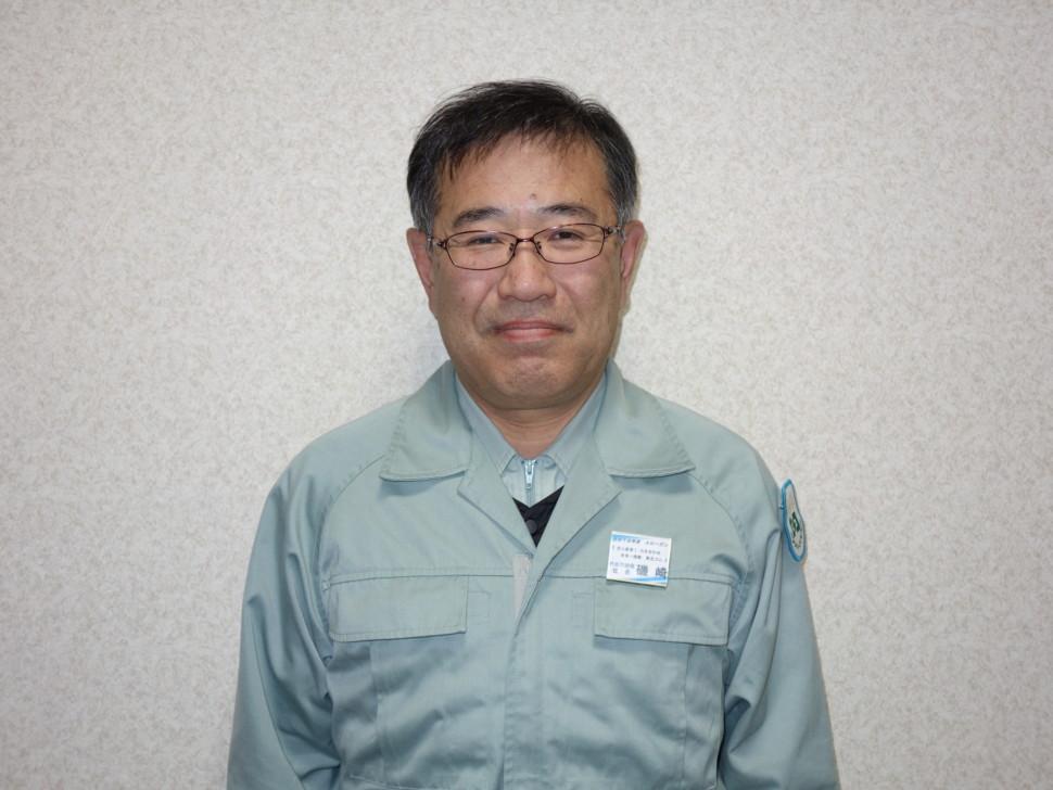 磯崎勇一社長