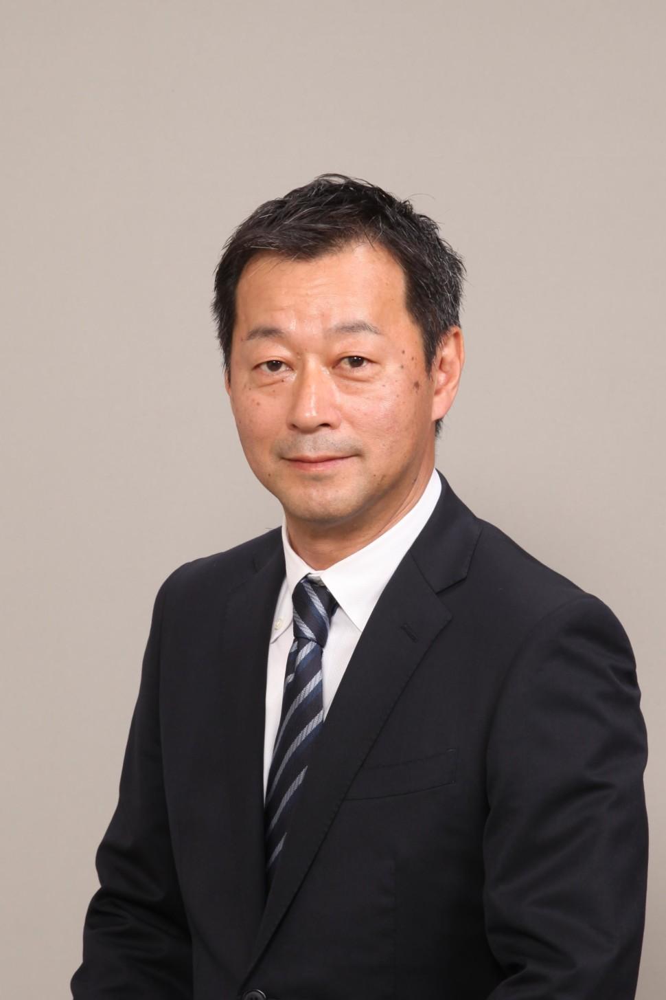 浜谷孝行理事長