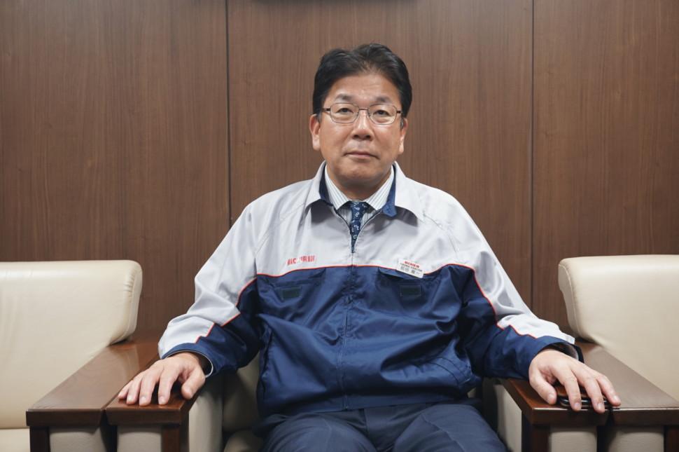 前田龍一社長