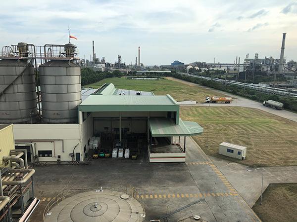 タイ新光新工場建設予定地