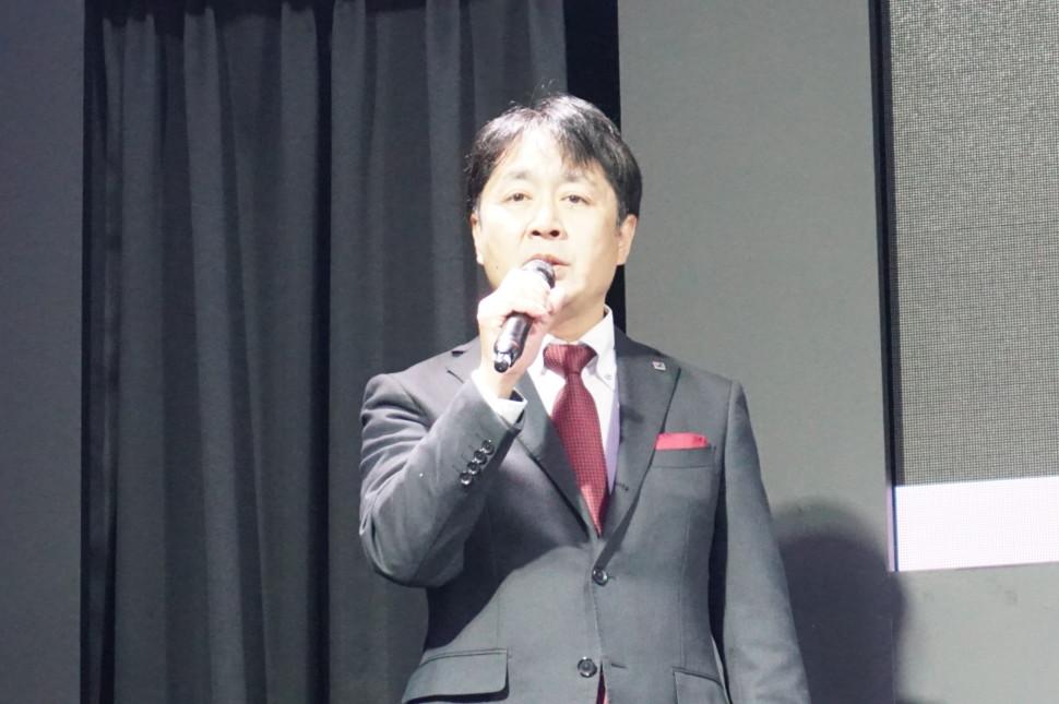 長島常務執行役員