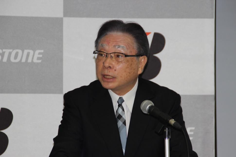 総括する津谷CEO