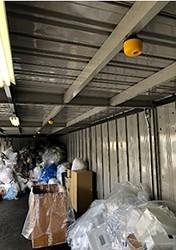 廃棄物集積所にセンサーを設置