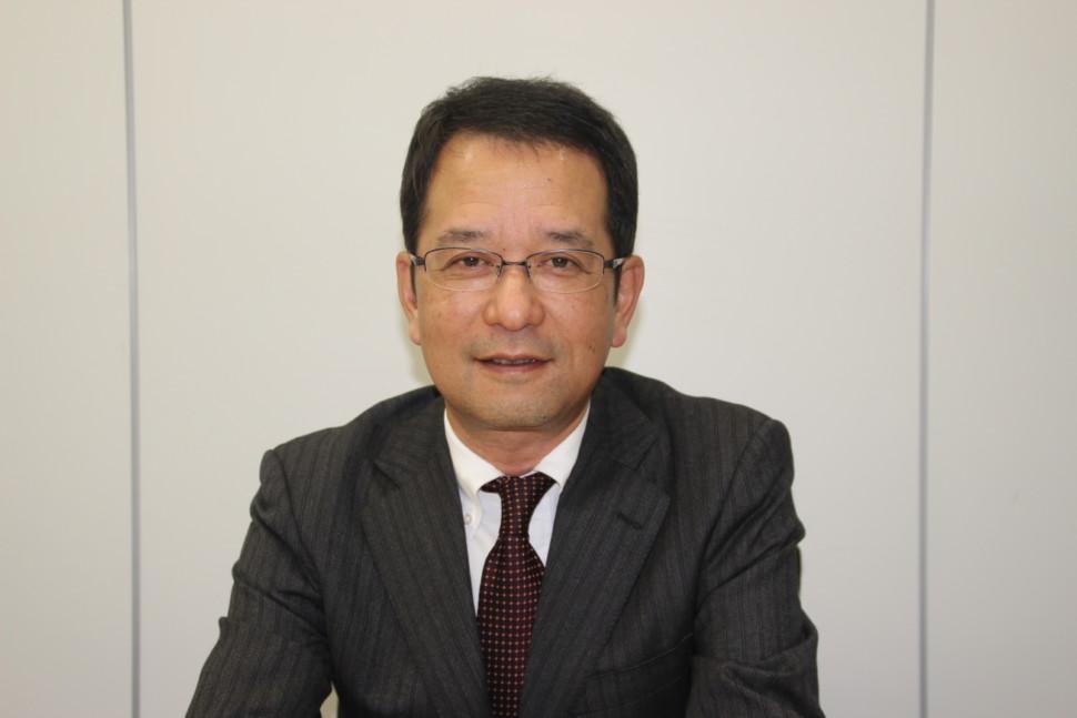 掲載する写真2—TPE特集―クラレ―井上事業部長