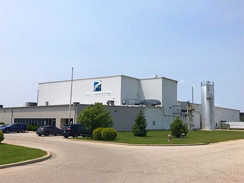 PCTNA社の工場