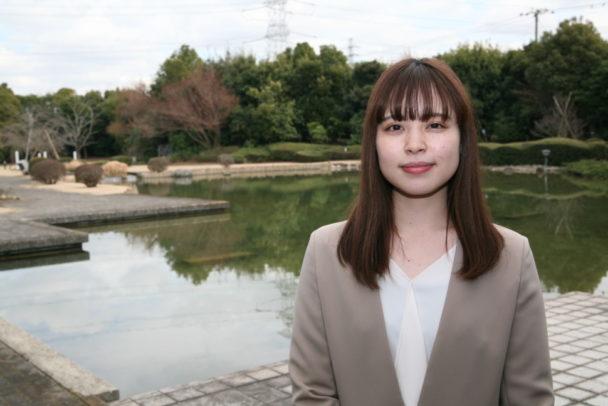 研究開発本部高分子材料研究所 エラストマーグループTPEチーム 髙山奈菜さん