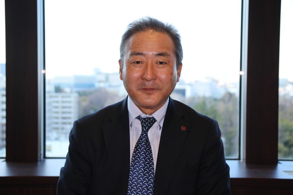 カーボンブラック事業部・増田事業部長