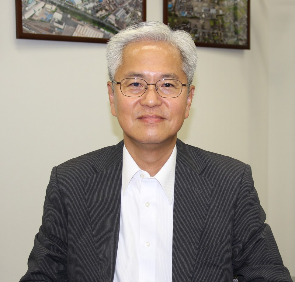 大井ゴム事業部長