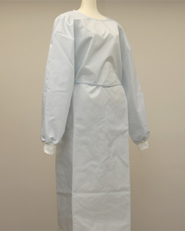 医療現場へ防護服を提供