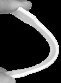 PBTパウダーによる粉末造形3Dプリンター造形品サンプル①