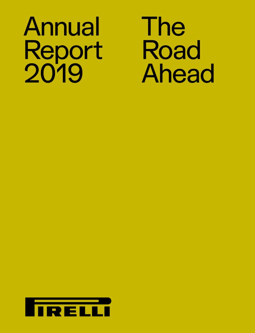 2019年版アニュアルレポート