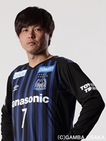 遠藤保仁選手