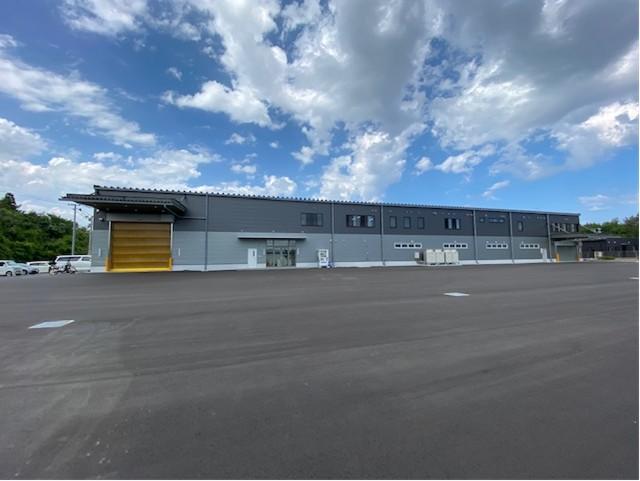 福島県南相馬市に新設した福島工場
