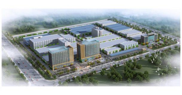 中国南通市の自社工場