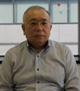 横尾真介事務局長