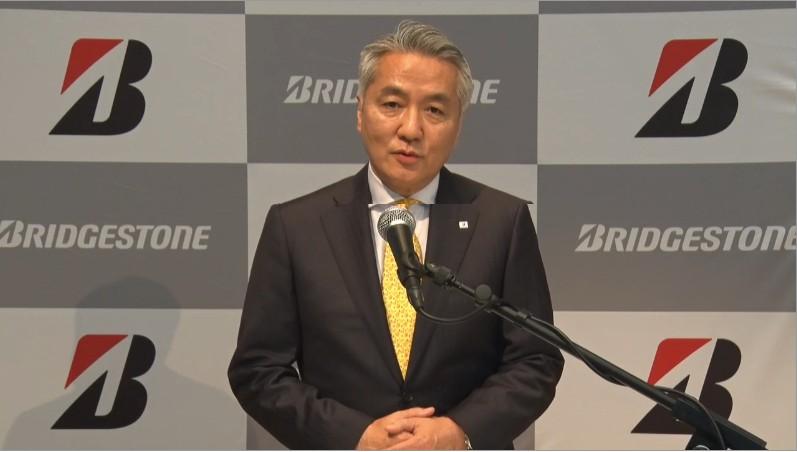 石橋 秀一代表執行役CEO