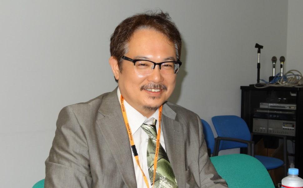 テクニカルセンターの六田所長