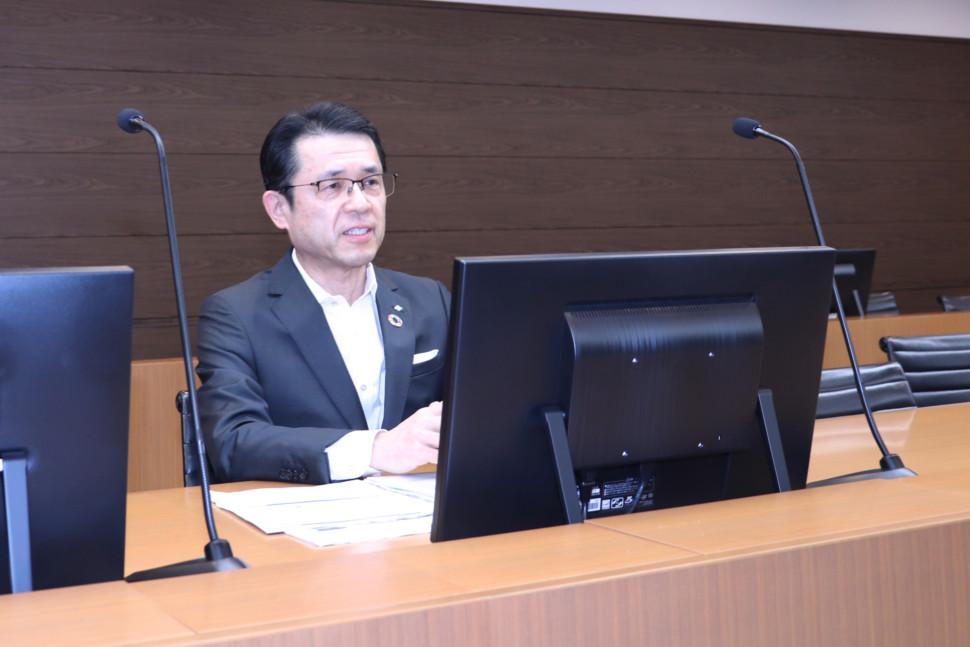 山本悟社長