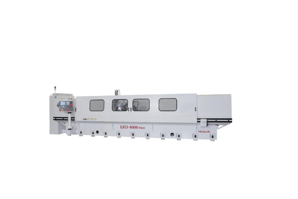 大型高速・高精度研磨複合機「NWT―400」