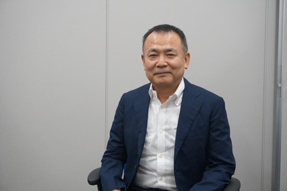 今井廣史社長