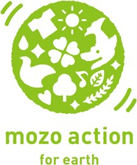 「mozo ACTION! forEARTH」