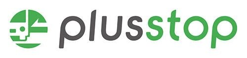 「プラスストップ」ロゴ