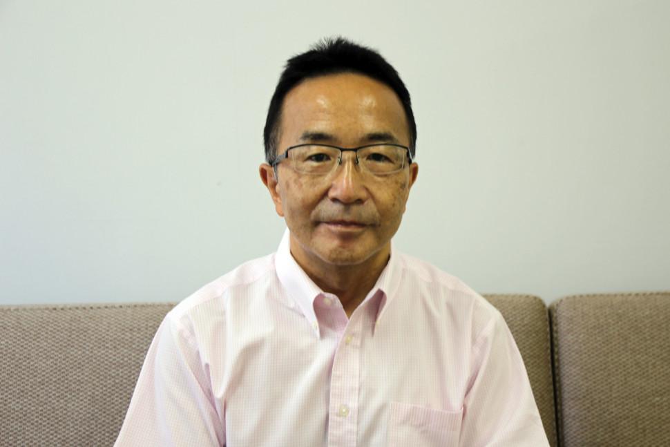 平坂雅男事務局長
