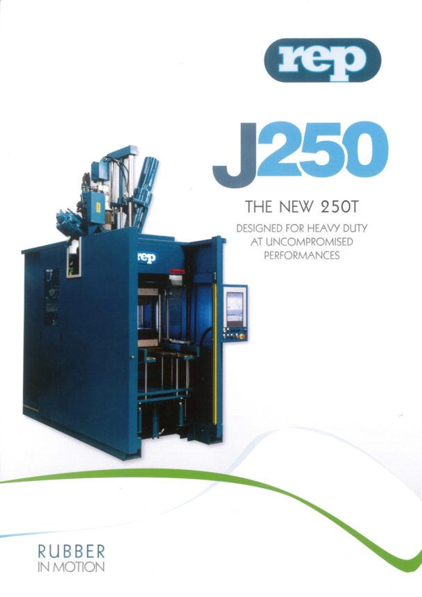 日本市場向けにカスタマイズした250tの「J250」