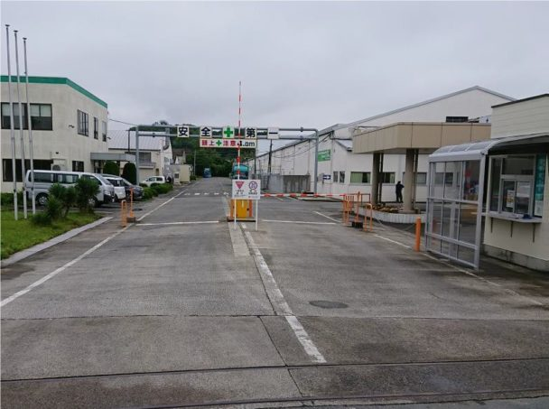 福島工場が完全復旧