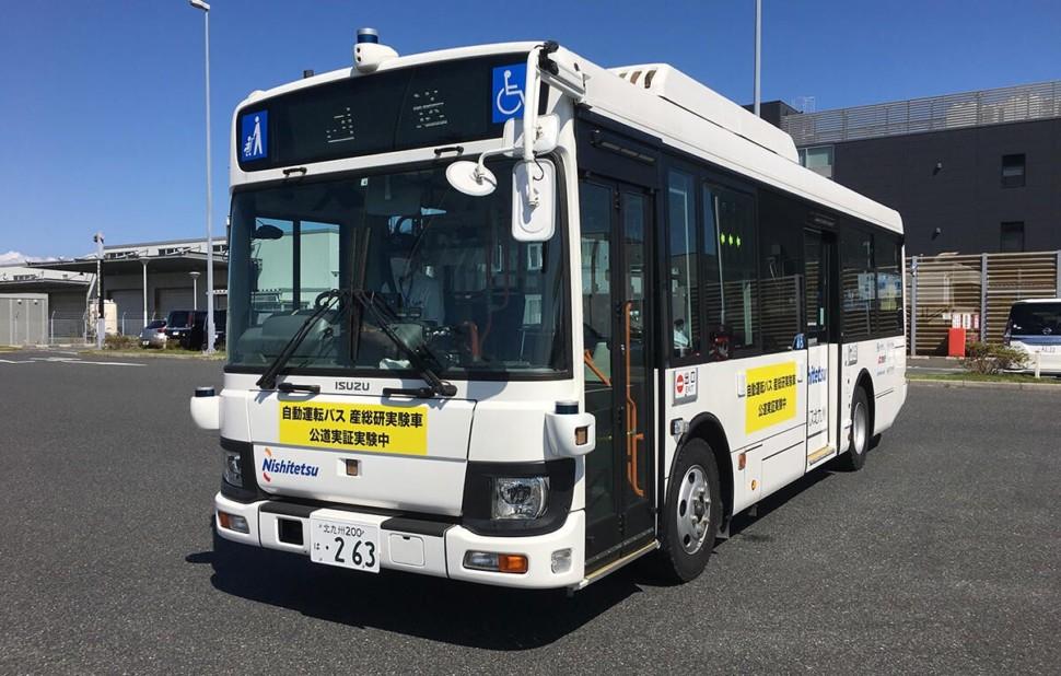 西鉄バス北九州の路線バス