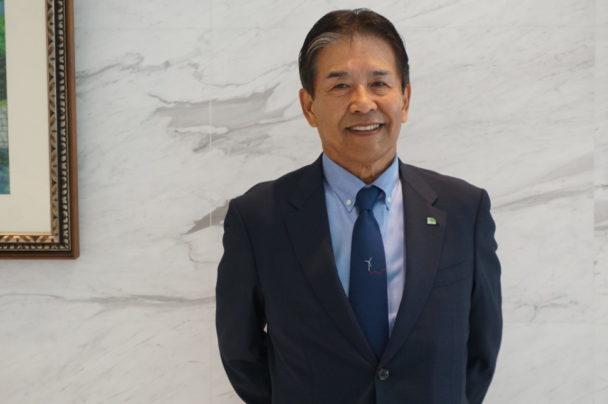 福岡美朝社長