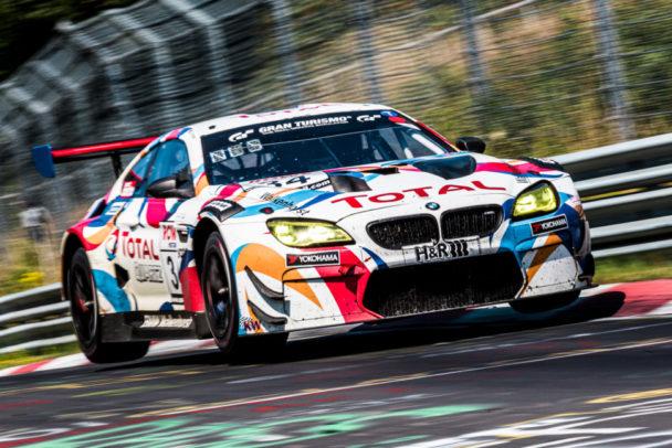 34号車「BMW M6 GT3」