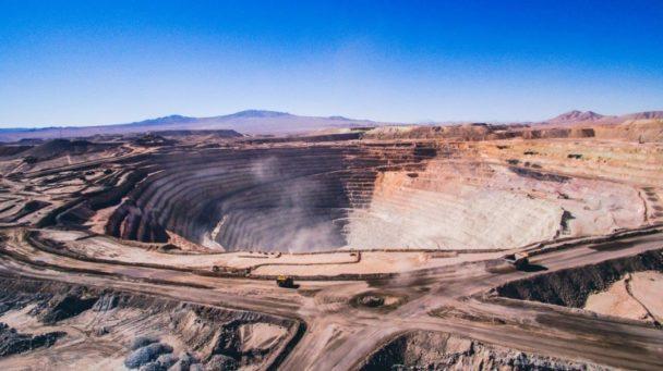 センチネラ銅鉱山