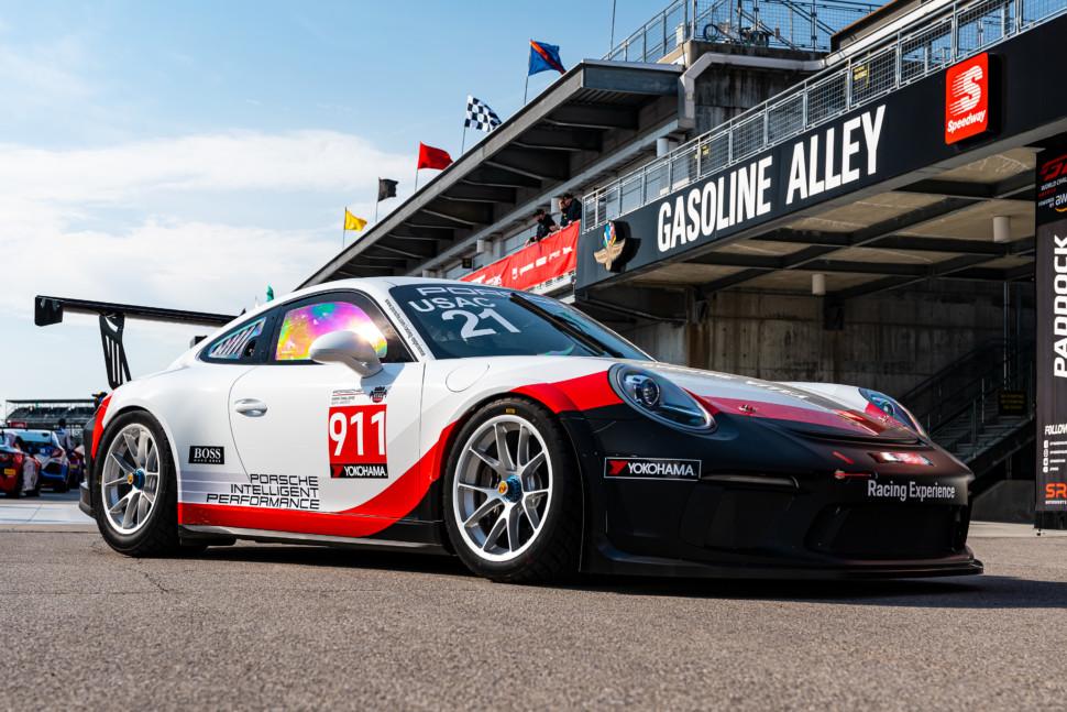 参戦する「911 GT3 Cup」