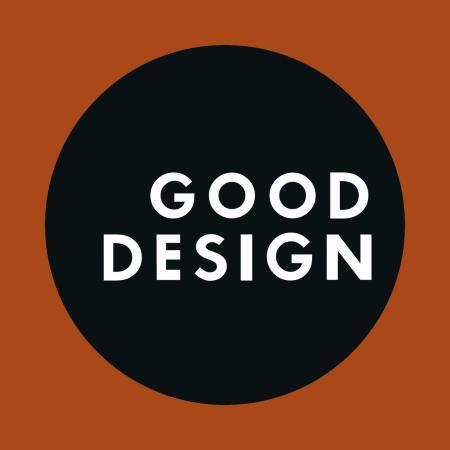 「シカゴ・アテネウム グッドデザイン賞」のロゴ