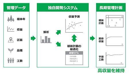 最適化システムのイメージ