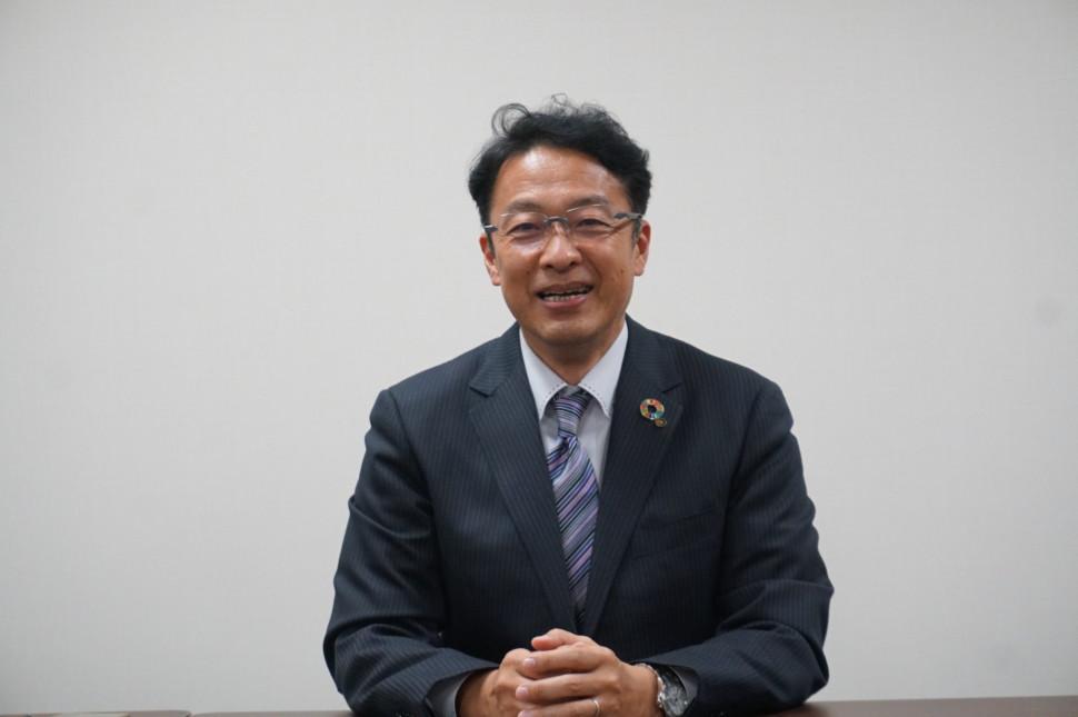 横田幸治社長