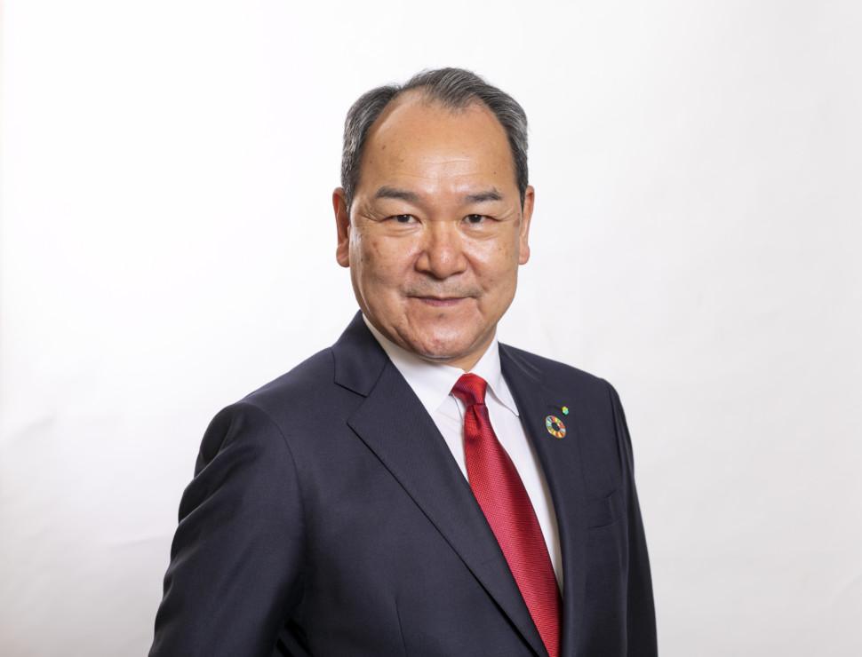 五嶋祐治朗社長