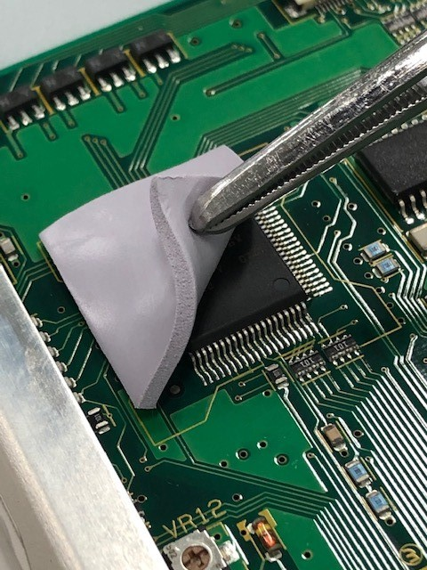 電子デバイスの放熱(TC-PEN3タイプ)