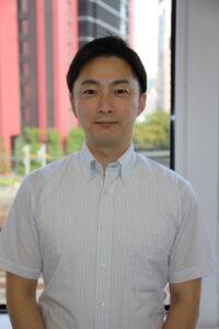 技術本部 材料技術部材料開発二課の鈴木昭寛主事補
