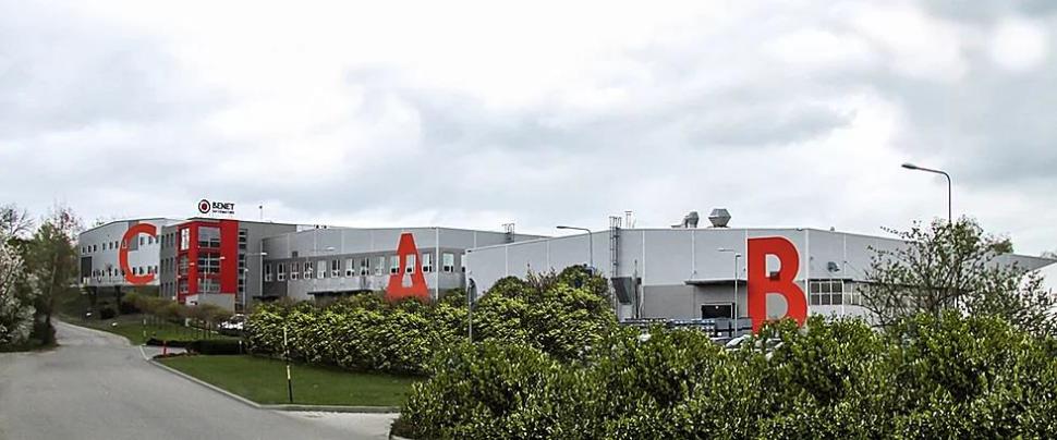 ベネット・オートモーティブ社ミロヴィツェ工場